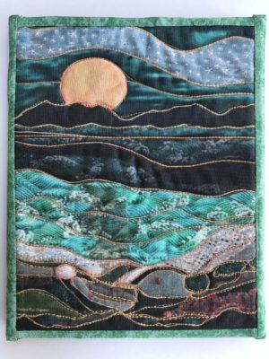 8 x 10 Art Quilts